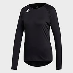Women's adidas HILO Long-Sleeve Volleyball Jersey