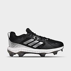 Women's adidas PureHustle TPU Softball Cleats
