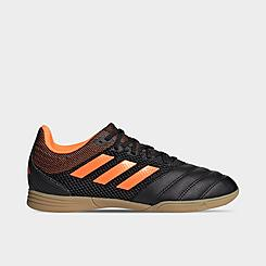 Little and Big Kids' adidas Copa 20.3 Sala Indoor Soccer Shoes (Sizes 10.5 - 6)