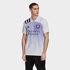 Men's adidas Orlando City Away Soccer Jersey