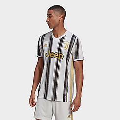 Men's adidas Juventus Home Soccer Jersey