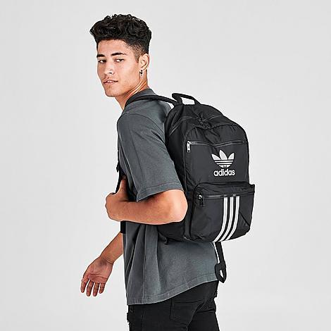 Adidas Originals ADIDAS ORIGINALS REFLECTIVE 3-STRIPES BACKPACK
