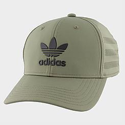 Men's adidas Originals Beacon II Precurved Snapback Hat