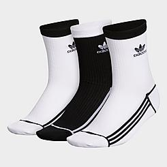 Women's adidas Originals Crew Socks (3-Pack)