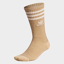 adidas Originals 3-Stripe Trefoil Crew Socks