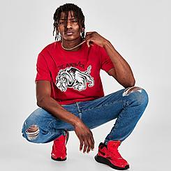 Men's Reebok Allen Iverson Bulldog T-Shirt