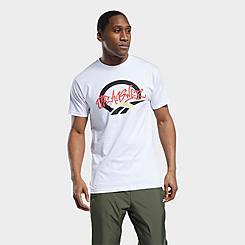 Men's Reebok Allen Iverson Q&A Logo T-Shirt