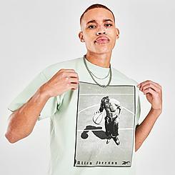 Men's Reebok Allen Iverson Court Life T-Shirt