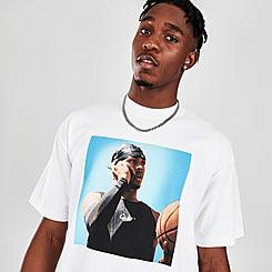 Men's Reebok Allen Iverson Phone Photo T-Shirt