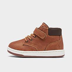Boys' Toddler Polo Court Sneaker Boots