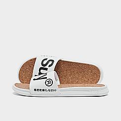 Men's Superdry Cork Crewe Slide Sandals