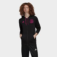Men's adidas Mexico Soccer Full-Zip Hoodie