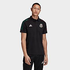 Men's adidas Mexico Soccer Polo Shirt