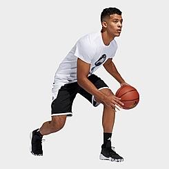 Men's adidas Pro Madness Basketball Shorts