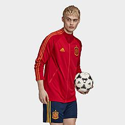 Men's adidas Spain Soccer Anthem Jacket