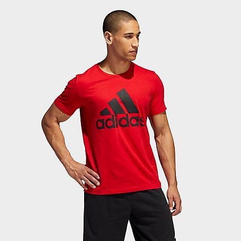 Adidas Originals ADIDAS MEN'S BASIC BADGE OF SPORT T-SHIRT