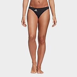 Women's adidas Swim Don't Rest Bikini Bottoms