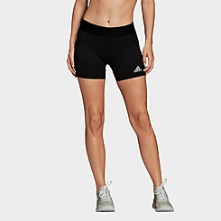 Women's adidas Alphaskin Volleyball Shorts