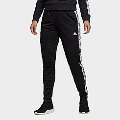Women's adidas Tiro 19 Taped Logo Training Pants