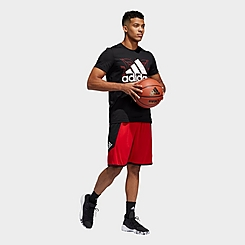 Men's adidas Pro Madness Basketball Shorts