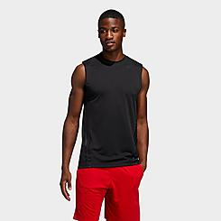 Men's adidas AEROREADY 3-Stripes Tank