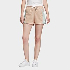 Women's adidas Originals Stacked Logo Shorts
