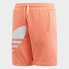 Kids' adidas Originals Big Trefoil Shorts
