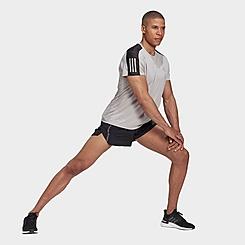 Men's adidas Saturday Split Running Shorts