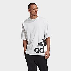 Men's adidas Big Badge of Sport Boxy T-Shirt