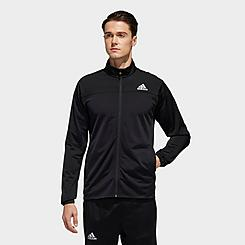 Men's adidas 3-Stripe Knit Tennis Jacket