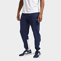 Men's Reebok Training Essentials Linear Logo Jogger Pants