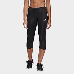 Women's adidas Own The Run 3/4 Training Tights