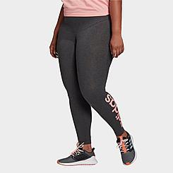 Women's adidas Essentials Tights (Plus Size)
