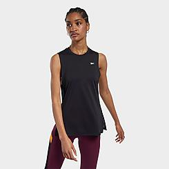Women's Reebok Workout Ready Mesh Tank Top