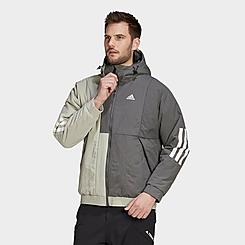 Men's adidas Back to Sport Insulated Hooded Jacket