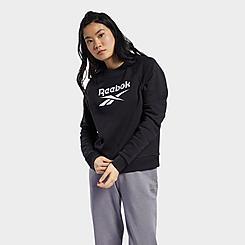 Women's Reebok Classics Big Vector Crewneck Sweatshirt