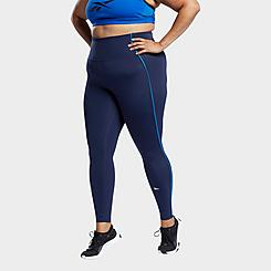 Women's Reebok Studio Lux Perform Training Tights