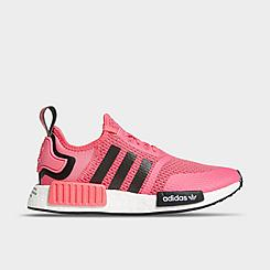 Girls' Big Kids' adidas Originals NMD R1 Casual Shoes