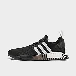 Men's adidas Originals NMD R1 STLT Primeknit Casual Shoes