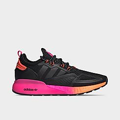 Men's adidas Originals x Ninja ZX 2K BOOST Running Shoes
