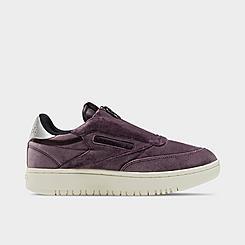 Women's Reebok Club C Double Zip Casual Shoes