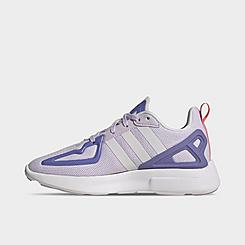 Big Kids' adidas Originals ZX 2K Flux Casual Shoes