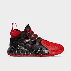 Boys' Big Kids' adidas D Rose Basketball Shoes