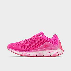 Girls' Big Kids' Reebok Zig Kinetica Running Shoes