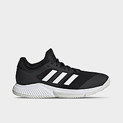 Women's adidas Court Team Bounce Volleyball Shoes