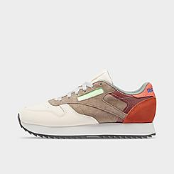 Women's Reebok Classic Leather Ripple Casual Shoes