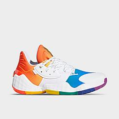 adidas Harden Vol. 4 Pride Basketball Shoes