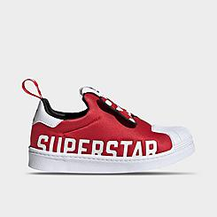 Girls' Little Kids' adidas Originals Minnie Mouse Superstar 360 X Casual Shoes