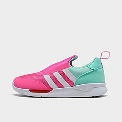 Girls' Little Kids' adidas Originals ZX 360 1 Slip-On Casual Shoes