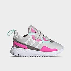 Girls' Toddler adidas Originals Flex Casual Shoes
